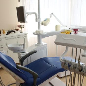 Кабинет стоматолога. Чистота и порядок